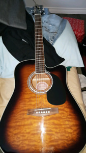 Jay turser electric/acoustic