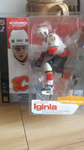 Jerome Iginla collectable