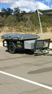 2014 Gic/black series camper trailer Rutherford Maitland Area Preview