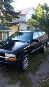 2004 Chevy Blazer 4x4 for sale or trade!