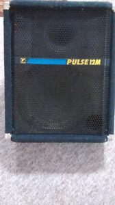 Yamaha Pulse 12 150 Watt Passive PA Monitor Speaker