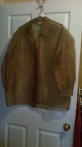 GOLD SHEER BOUSE / COVER 3X