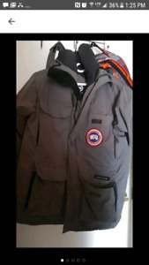 Canada Goose Used Needs Love