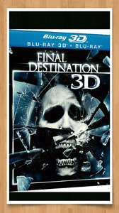 Wanted 3d blu rays