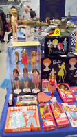 Luv-Lee Dolls at Spring Hobby Show, Shearwater, NS, Sat. April 8