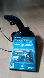 Joystick logitech attack 3 for sale!