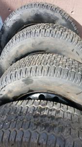 Winter tires 6 bolts 225.70.16