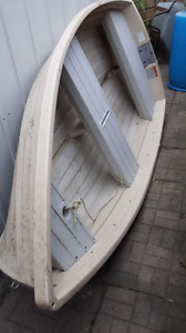 8' ocean rated dingy
