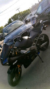 Kawasaki Ninja ZX6R 636 - 2003 - Smoked out