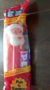 PEZ candy dispenser, Santa