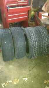 215 65 16 Dunlop tires