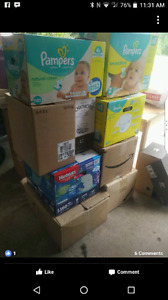 Baby girl clothes newborn and up 11+ boxes