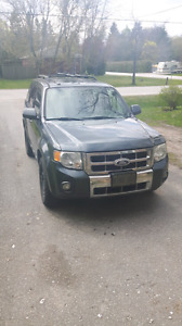 2009 Ford Escape AWD