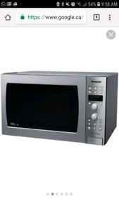 Convection Built-In Microwave Oven Stainless Steel NNCD989S