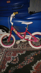 12in girl bike