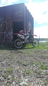 2006 CRF450R MINT FIRM ON PRICE