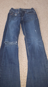 Womens xs and small jeans