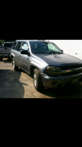2006 chevy trailblazer $2500