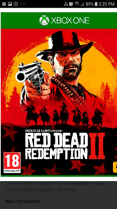 Looking for Red Dead Redemption 2