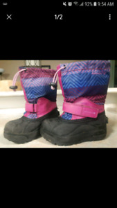 Size 11 Columbia boots