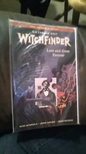 1 Witchfinder Graphic Novel