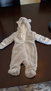 0-3 month baby outfit