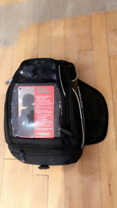 MOTORCYCLE TANK BAGS IN STOCK AT HALIFAX MOTORSPORTS!