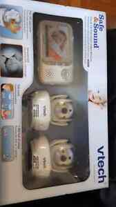 Vtech safe & sound video monitor