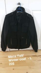 Mens Fall/Winter Jacket + Blazer