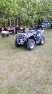 2004 can am outlander