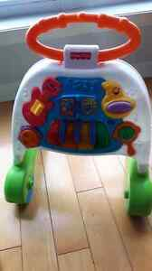 Trotteur musical Fisher-Price