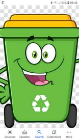 Rubbish removal cheaper than a skip
