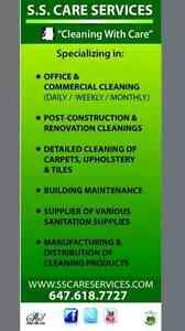 OFFICE/ COMMERCIAL/ CARPET CLEANING SPECIALISTS  Cambridge Kitchener Area image 9