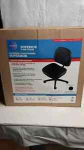 Superior Task Chair brand new still in sealed box. $ 75.00