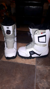2015 DC SCOUT SNOWBOARD BOOTS