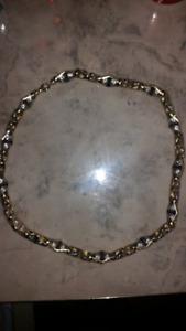 Versace Necklace 14k
