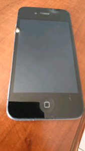 Iphone 4s for sale or trade.