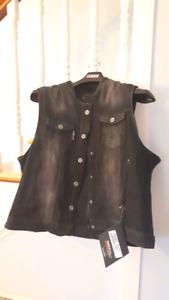 Motorcycle Vest - women's XL