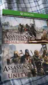 Assassin's creed two games