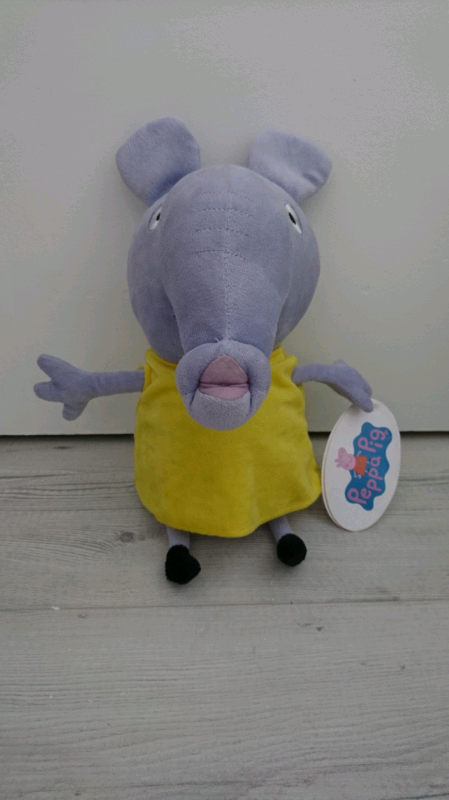 Peppa Pig Emily Elephant In Isle Of Dogs London Gumtree