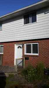 Sackville triplex, 2 level flat with 3 bedrooms and den