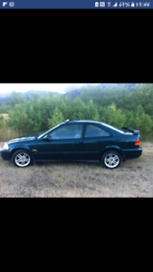 1996 Honda Civic Si Coupe - Indy Edition