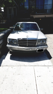 1985 Mercedes 300sd Turbo Diesel