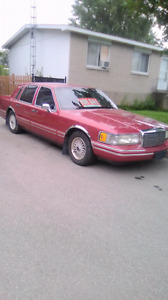 1994 classic  Special Edition Lincoln Town Car