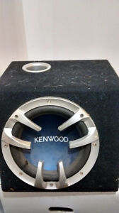 Kenwood Powered Subwoofer