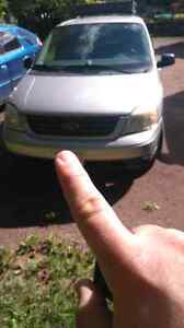 Ford Freestar for TRADE need a smaller car