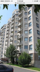 A beautiful large 41/2 water view Condo in Brossard