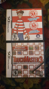 3DS/DS Games For Sale - DK Country, Roller Coaster Tycoon, etc.