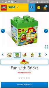 5 used and mostly retired Lego Duplo sets available  Kitchener / Waterloo Kitchener Area image 5