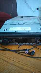 Jvc deck barely used
